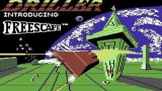 Driller Commodore 64 Loader Tune