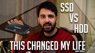 This changed my life - SSD VS HDD