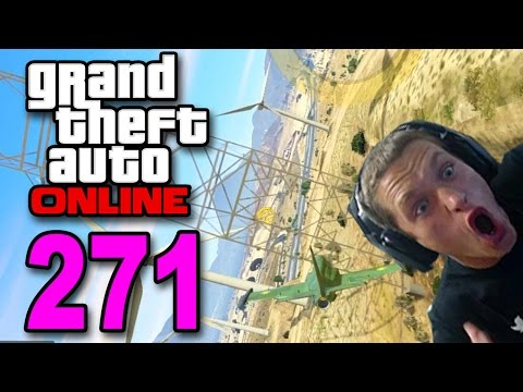 Grand Theft Auto 5 Multiplayer - Part 271 - RAGE FLIGHT (GTA Online Let's Play)