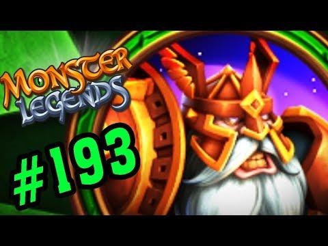 Monster Legends Game Mobiles - Heroic Đã Xuất Hiện - Quái Vật Android, Ios #193