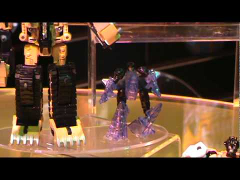 Transformers Power Core Combiners Part 1 - Toy Fair 2010