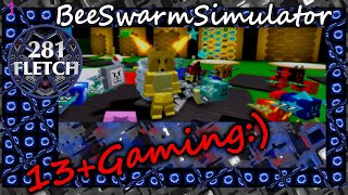 1st play since update! - ROBLOX - Bee Swarm Simulator
