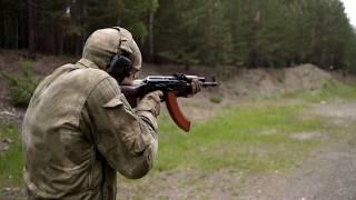 Охолощенный автомат Калашникова АКМ (ВПО-925) Kalash AK - 47