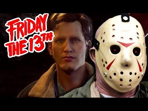 TOMMY JARVIS HOUSE! | Friday the 13th Game (Funny Moments) #6