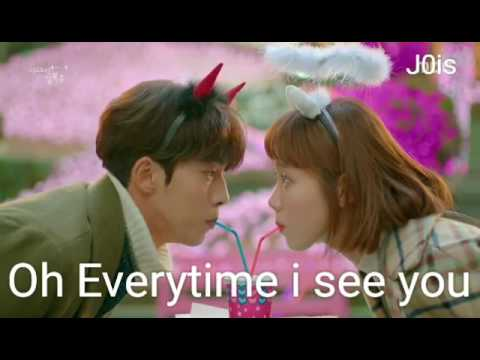 Everytime i see you english version [FMV] weightlifting fairy kim bok joo