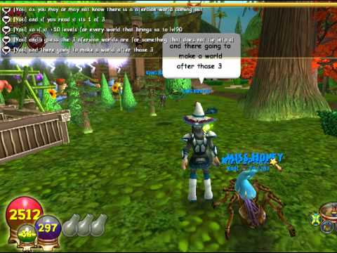 wizard101 worlds by level
