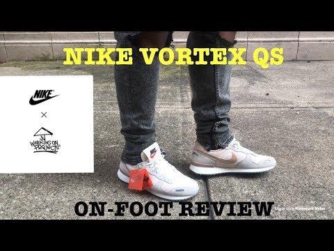 "Nike Air Vortex QS ""JuWop"" On Feet Review"