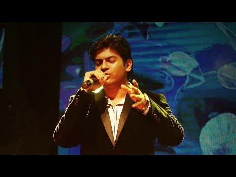 Aayat cover live performance at Medical College, Kolkata by Anmol Mishra