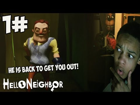 BREAKING AND ENTERING | Hello Neighbor (Xbox One) ACT 1#
