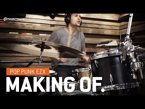 The making of the Pop Punk EZX by John Feldmann