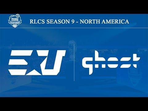 EU Vs Ghost | EUnited Vs Ghost Gaming | RLCS Season 9 - North America (15th Feb 2020)