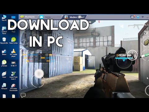 How To Download  Modern Strike Online In PC/LAPTOP
