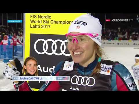 WC Ladies Skiathlon