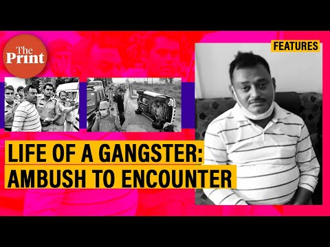 Story of history-sheeter Vikas Dubey: From his ambush last Friday to being shot dead this Friday: