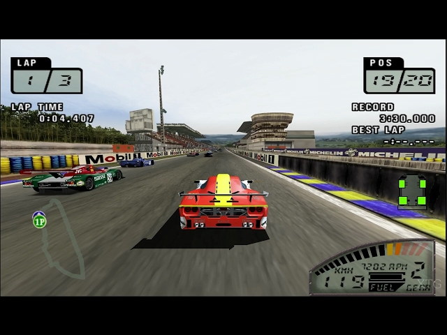Le Mans 24 Hours PS2 Gameplay HD (PCSX2)