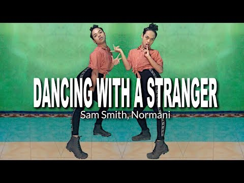Dancing With A Stranger - Sam Smith, Normani | ZD-EBI Choreography & UQN Dance Studio