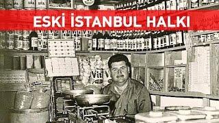 Eski İstanbul halkından fotoğraflar - 1900-1970'ler.