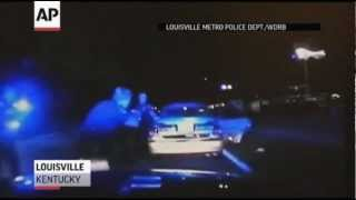 Police Video Shows Man Found in Trunk