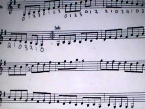 THE VIOLIN: LESSON ELEVEN. HOW TO READ VIOLIN SHEET MUSIC.