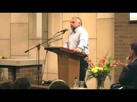 Vladimir Pustan - Suntem chemati in unitate (Alfa & Omega Luton 09 Octombrie, 2015)