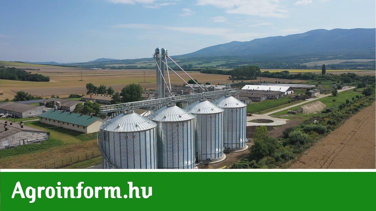 Seed-Imex - A biztos terménytárolás záloga