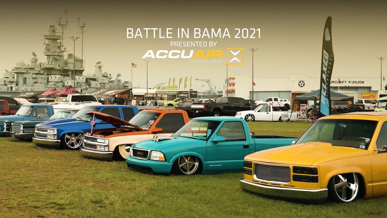Battle in Bama 2021 | AccuAir Suspension (4K)