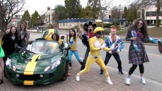 Uni lip dub marriage