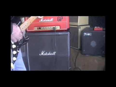1x12 thielebox vs 4x12 marshall youtube for Bat box obi