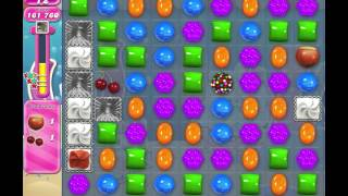 Candy Crush Saga Level 932 - no boosters 3 stars