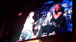 "Miranda Lambert and Kid Rock ""Picture"" at Stagecoach 2009"
