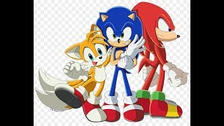 Team Sonic Racing Live