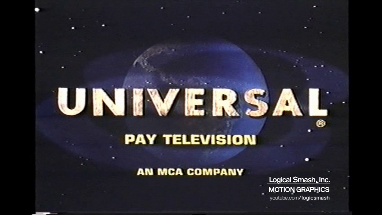 Mca Universal Home Video Universal Pay Television Paramount Walter Wanger Production Youtube