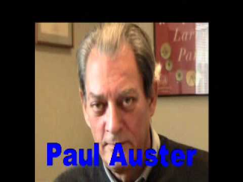 Paul Auster-Winter Journal-Bookbits author interview