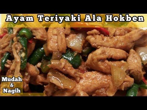 resep-ayam-teriyaki-ala-hokben