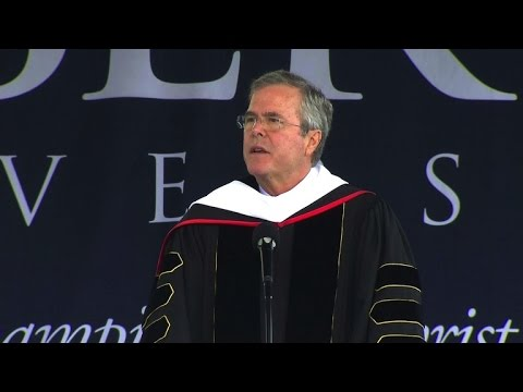Jeb Bush knocks White House for