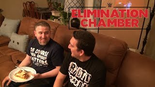 Part 2 of our reaction to the Elimination Chamber PPV! Mortal Komba...
