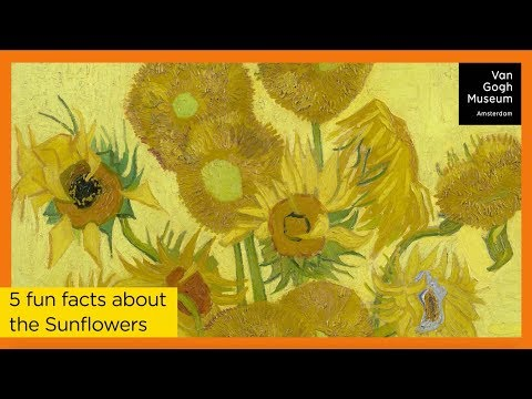 5 Surprising Facts About Vincent Van Gogh's Sunflowers