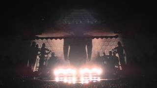 Justin Timberlake 20/20 Experience (entrance/Pusher Love Girl)