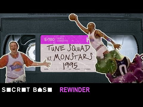 Michael Jordan's life-saving dunk from Space Jam gets a deep rewind