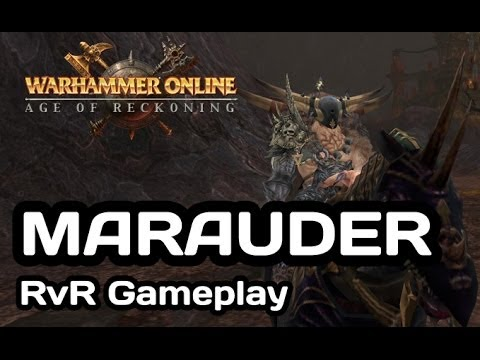 Like Gods Among Mortals (Marauder RvR Gameplay)