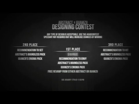Designing Contest With Cash Prize
