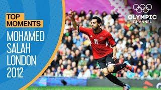 Mohamed Salah's best goals at London 2012 | Top Moments