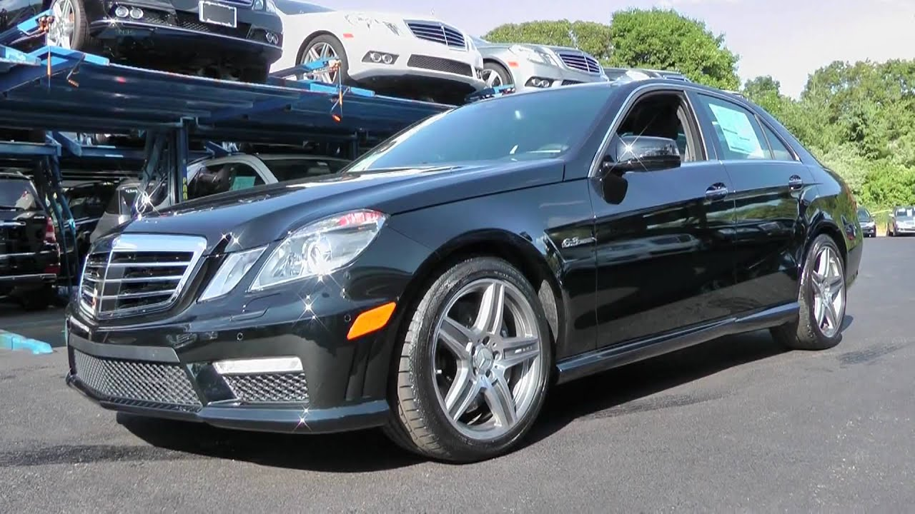sold 2010 mercedes benz e63 amg for sale 631 549 2369 youtube. Black Bedroom Furniture Sets. Home Design Ideas