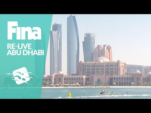 Re-Live | FINA/hosa 10km Marathon Swimming World Cup Abu Dhabi 2017