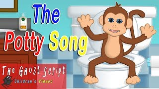 The Potty Song | I'm Gonna' Use The Potty!