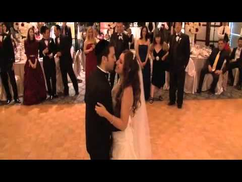 Aerosmith  I Dont Want To Miss A Thing  First Dance, Goldman Wedding