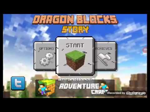 Dragon Blocks Story