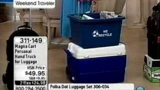 Magna Cart on Home Shopping Network