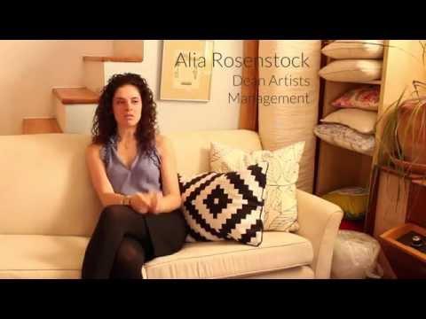 Talking with Agents: Alia Rosenstock