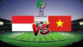 Jadwal Live Piala AFC Timnas U-16 Indonesia vs Vietnam di MNC TV